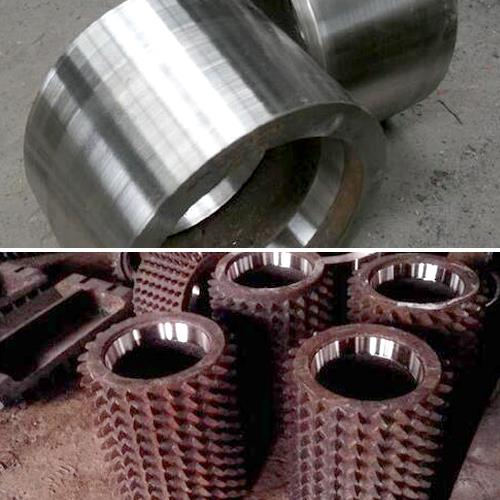 Double Roll Crusher Parts